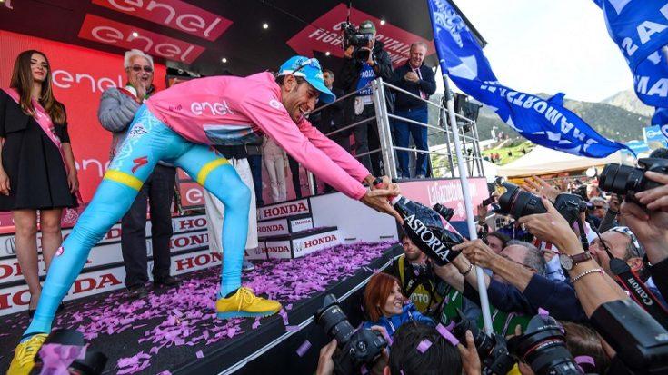 ciclismo - Vincenzo Nibali