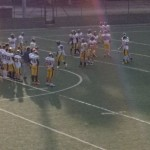 Football Americano: buona prestazione per i Giaguari ma vincono i Seamen