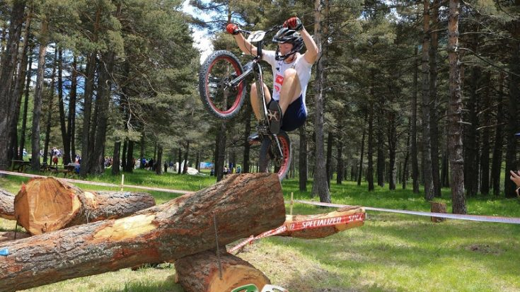 bike trials - Usseaux - foto Marco Patrizi