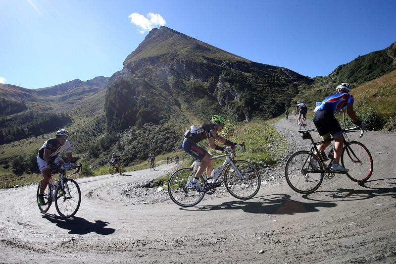 ciclismo - Gran Fondo Sestriere