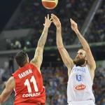 Basket: Preolimpico. Gli Azzurri travolgono il Messico e si preparano alla finale contro la Croazia