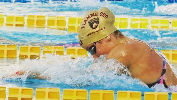 nuoto - Luisa Trombetti