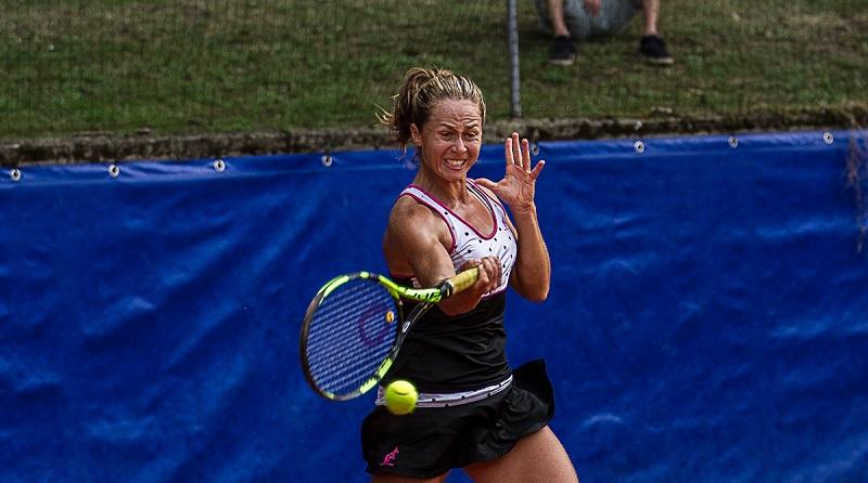 tennis - Anastasia Grymalska