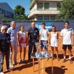 Tennis: al Monviso Sporting Club i Regionali di 2.a categoria alla Hamilton e Aschieri