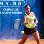 Tennis: la prima giornata di qualificazioni al Country Club Cuneo