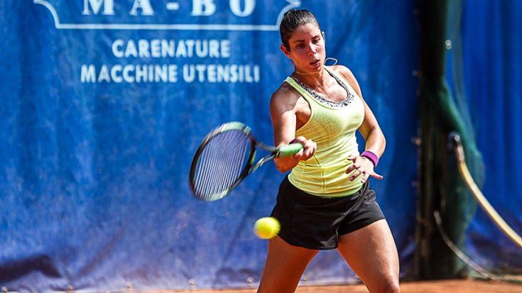 tennis - Claudia Franzè