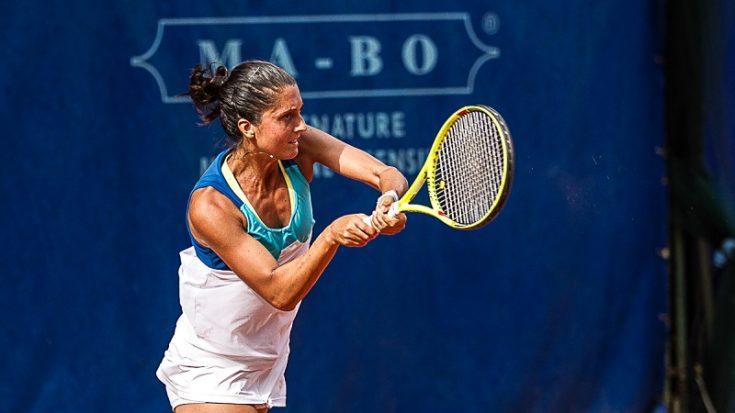 tennis - Giulia Gatto Monticone
