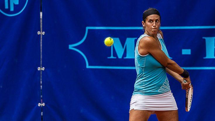 tennis - Lisa Sabino - foto Sergio Errigo