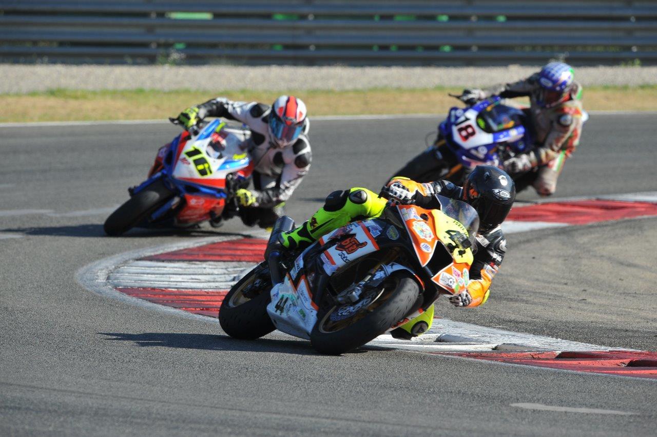 motociclismo - Campionato Regionale Velocità