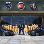 Basket: L'Auxilium Cus Torino mette a segno il colpo. Fiat nuovo title sponsor
