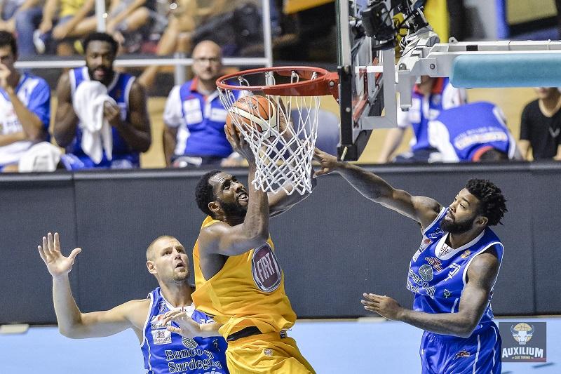 Basket Serie A, la Fiat si presenta a Torino