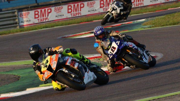 motociclismo - campionato regionale velocita - william venesia