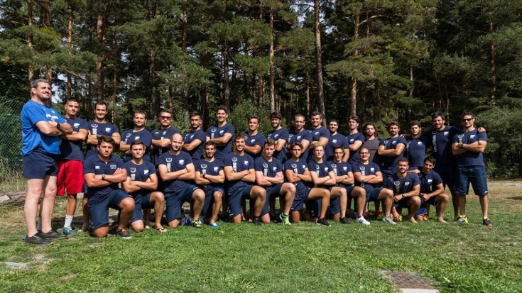 rugby - Cus Torino a Oulx