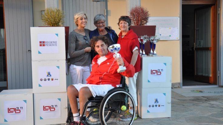 tennis in carrozzina - circuito nazionale open