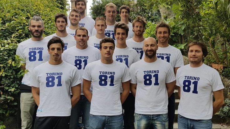 pallanuoto - Torino 81