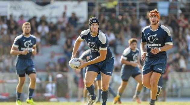 Leggi l'articolo: Rugby: CUS Ad Maiora e VII non si fermano