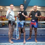 Aneddoti torinesi sul ring di Thai Boxe Mania