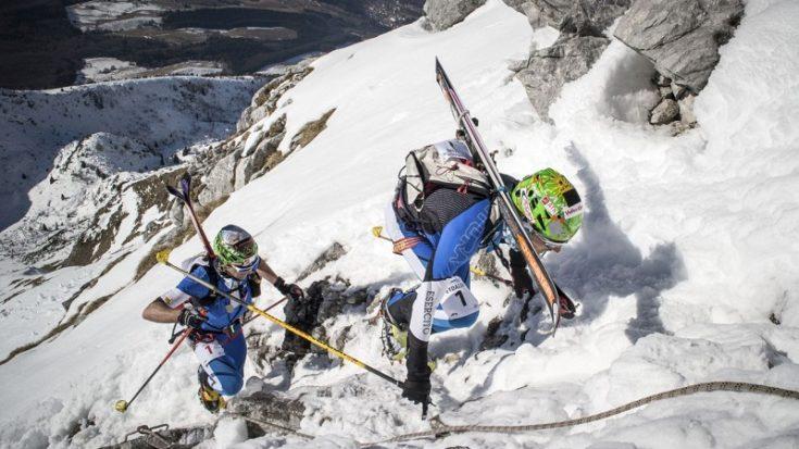 sci alpinismo - Eydallin