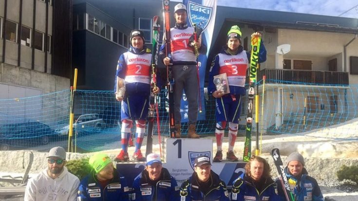 sci alpino - Gigante FIS Meiringen