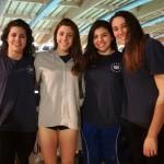 Nuoto: 11 medaglie per il Piemonte nella prima giornata dei Criteria Nazionali Giovanili