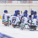 Para Ice Hockey: il Torneo Internazionale è del Canada. Italia terza