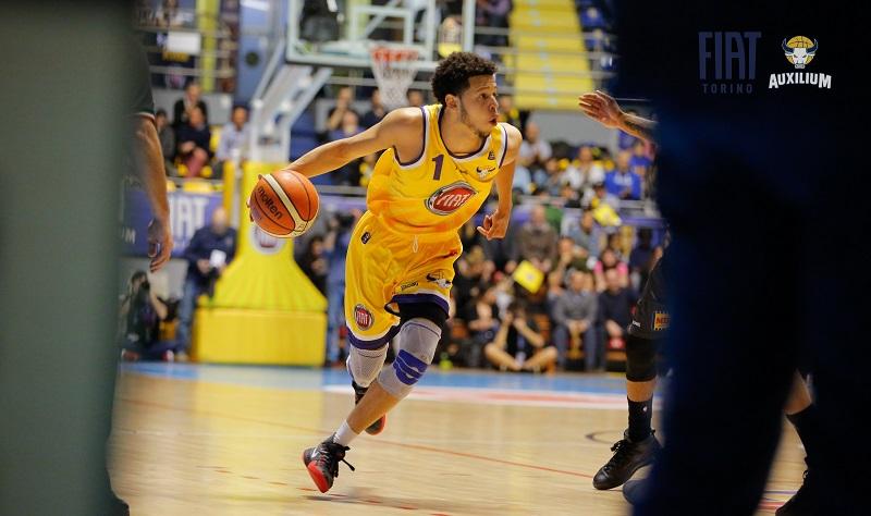 Basket: Fiat Torino solida e vincente, Trento si arrende