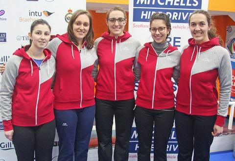Curling: tre piemontesi ai Mondiali femminili