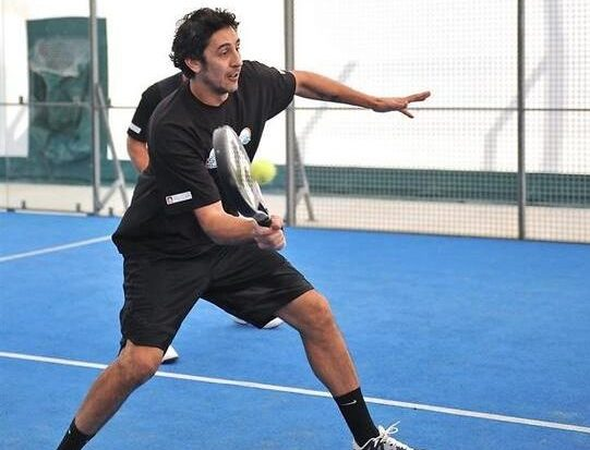 padel - Hugo Sconochini