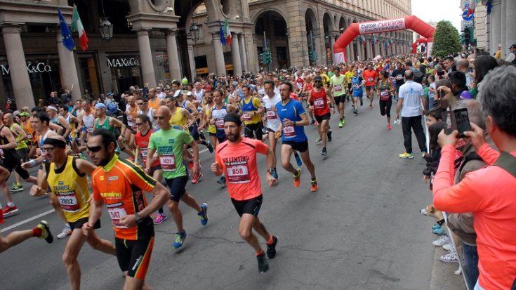 podismo - Mezza Maratona Torino