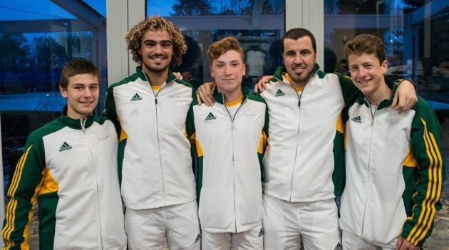 Leggi l'articolo: Tennis: A2, nella prima giornata bene Casale e Beinasco