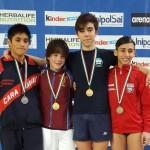 Tuffi: tre medaglie torinesi ai Campionati Italiani di Categoria