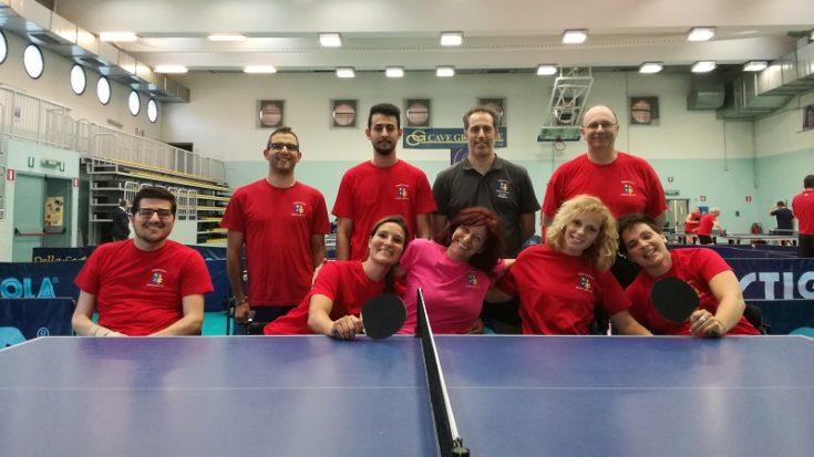 tennis tavolo - GASP Moncalieri
