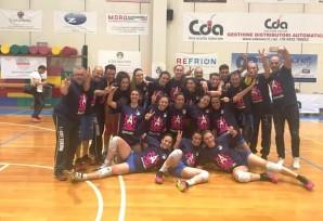Volley: CUS Torino in serie A2