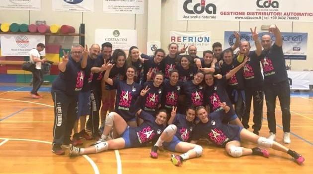 Leggi l'articolo: Volley: CUS Torino in serie A2