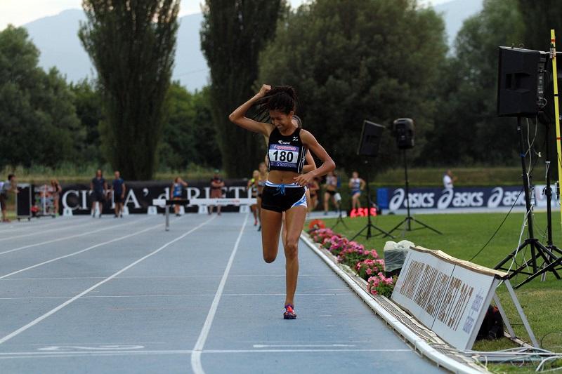 Atletica Leggera: Rebecca Menchini e Assia El Maazi campionesse italiane