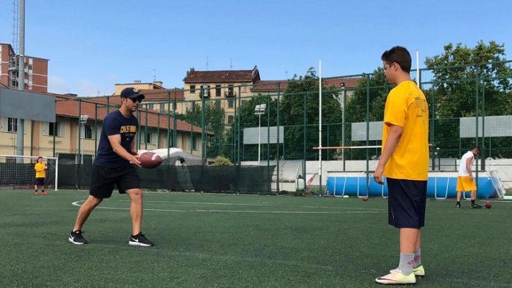 football americano - Giorgio Tavecchio