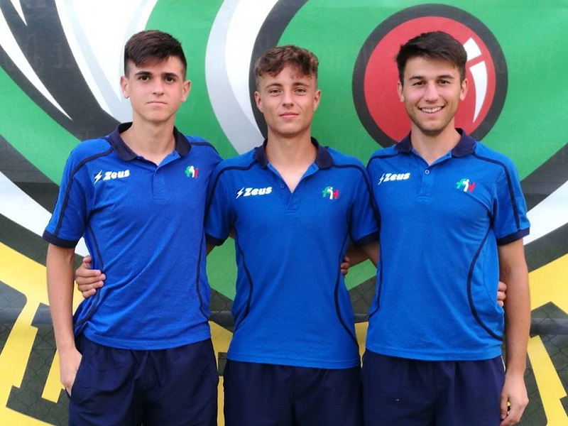 Tre ragazzi dell'Hockey Valchisone agli Europei under 21