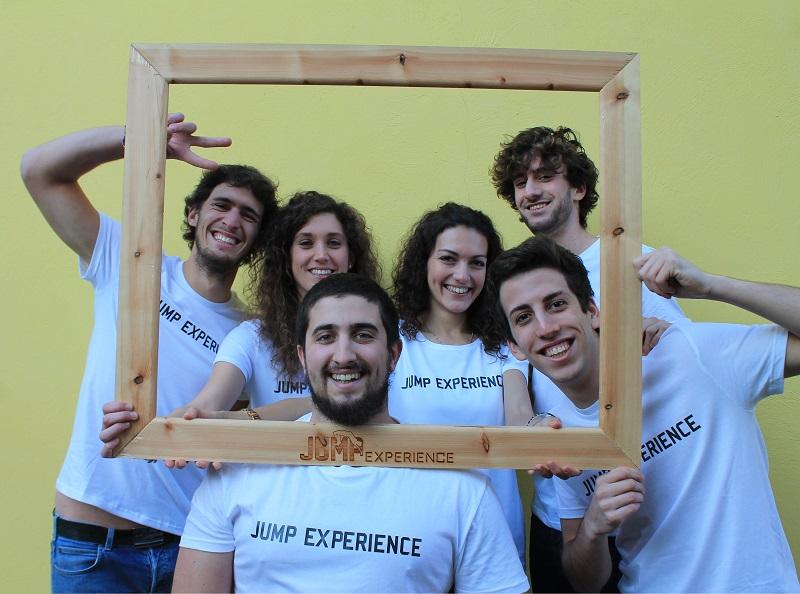 Jump Experience, sei amici e un progetto molto ambizioso