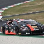 Campionato Italiano GT, terza tappa sfortunata per Lorenzo Veglia