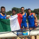 Canottaggio: i torinesi medagliati al Campionato del Mondo Under 23