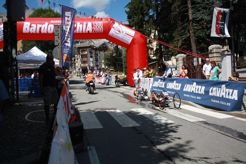 Bardonecchia ospita il Campionato Europeo di Handbike