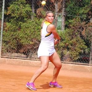 tennis - Deborah Chiesa
