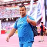 Atletica Leggera: Marco Lingua nella finale mondiale del martello