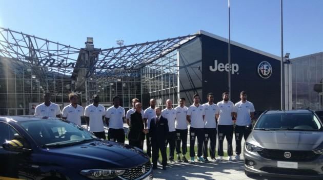 Leggi l'articolo: La presentazione della Fiat Torino nel giorno dell'esordio stagionale al PalaRuffini