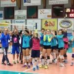 Fenera Chieri, CUS Torino e Sant'Anna, una serata di pallavolo a San Mauro