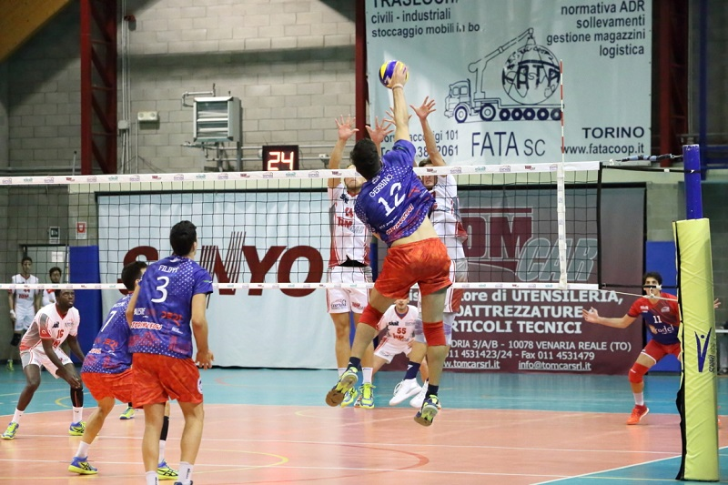 Volley: serie B, il Parella vince in rimonta. Lilliput e Pinerolo in vetta