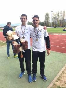 atletica leggera - Alessandro Sion