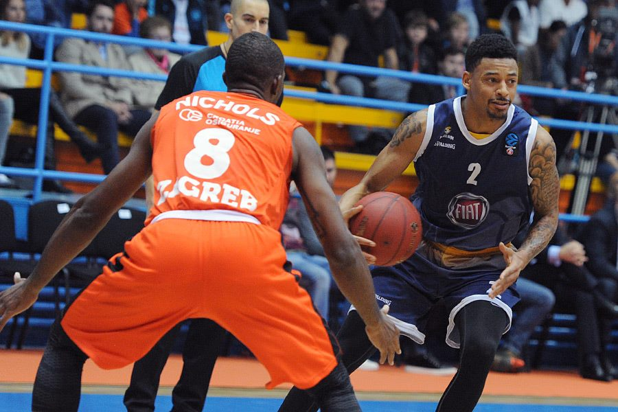 Basket: Fiat Torino vincente anche in EuroCup