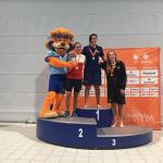 Nuoto: titoli e record per Carlotta Gilli a Eindhoven