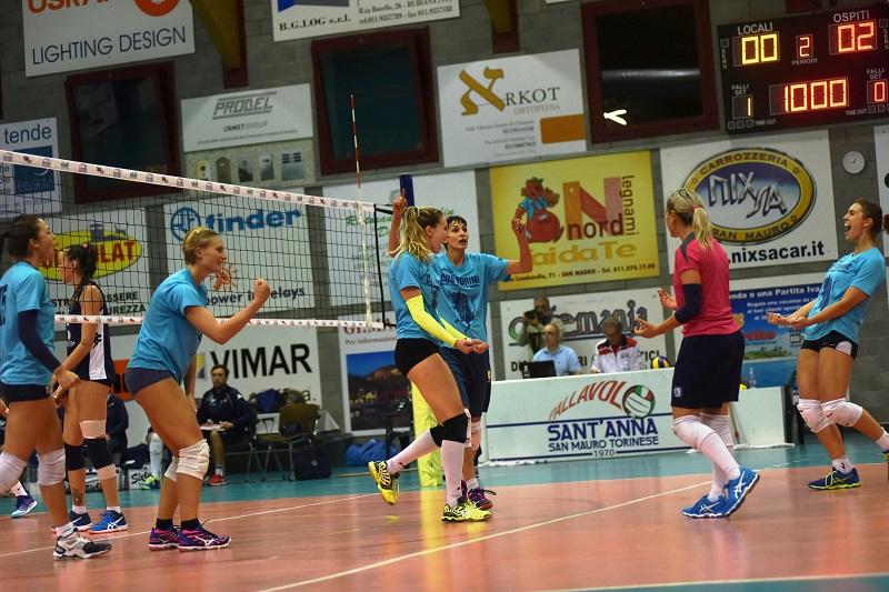 Volley: ecco il CUS Torino, a pochi giorni dall'esordio casalingo